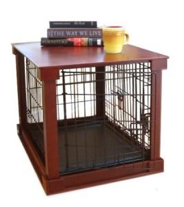 wood dog crates
