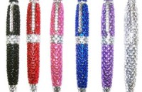 Crystal pens