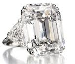 Ashoka Cut Diamond Ring