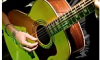 English: An easy way to teach yourself guitar,...