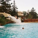 English: Raging Waters themepark in Salt Lake ...