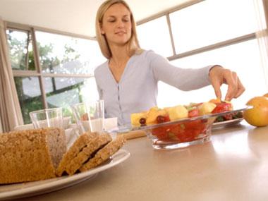 breakfast for women