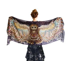 Owl Scarfs